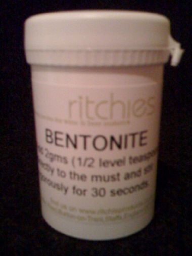 Bentonite (Ritchies) 100 grm